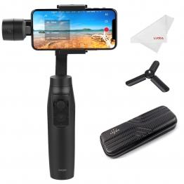 MOZA Mini-Mi Smartphone Gimbal Stabilisator, 3-Achsen, maximale Nutzlast 300g ✪