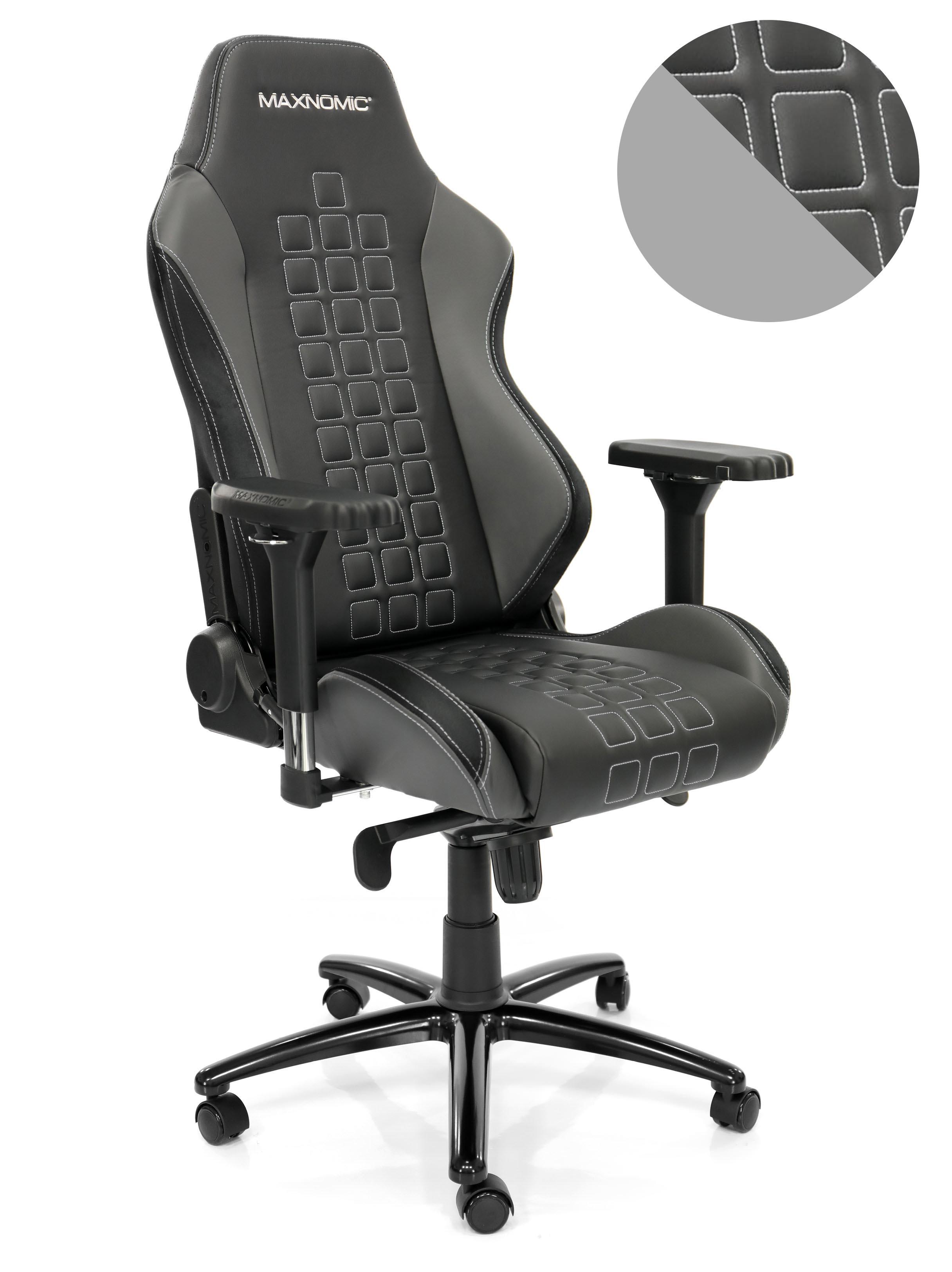 » Maxnomic - QUADCEPTOR PRO (Mein Gaming Stuhl)