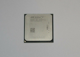 AMD Athlon II X4 605e 2,3GHz AD605EHDK42GM Prozessor Sockel AM3 + Wärmeleitpaste ✪