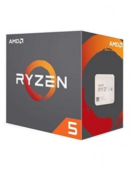 AMD Ryzen 5 1600x Prozessor ✪
