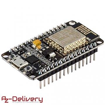 NodeMCU Lua Arduino Modul V2 ESP8266 ESP-12E WiFi ✪
