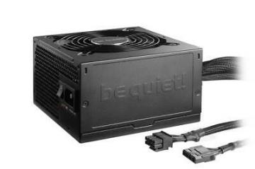 be quiet! Netzteil ATX 600W System Power 9 80Plus DC/DC BN247 ✪