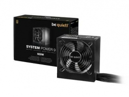 be quiet! Netzteil ATX 600W System Power 9 80Plus DC/DC BN247 ✪