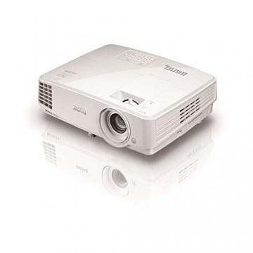 BenQ TH530 DLP-Projektor (Full HD, 1920 x 1080 Pixel, 3.200 ANSI Lumen, HDMI, 10.000:1 Kontrast, 3D) ✪
