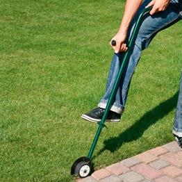 Rasenkanten-Schneidroller ✪