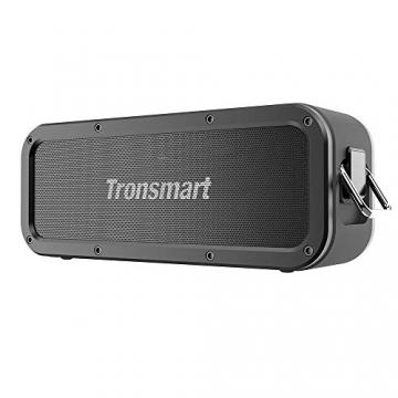 Tronsmart Force Bluetooth Lautsprecher 40W IPX7 Wasserfest ✪