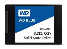 """Western Digital WDS500G2B0A WD Blue 500GB  3D NAND Internal SSD 2.5"""" SATA ✪"""