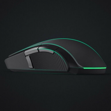 Xiaomi Gaming Maus Verkabelte/Wireless Optisch 7200DPI Programierbar RGB ✪