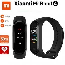 Xiaomi mi band 4 smart fitness Armband mit Bluetooth 5.0 ✪