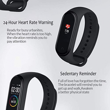 Xiaomi mi band 4 smart fitness Armband mit Bluetooth 5.0 ✪