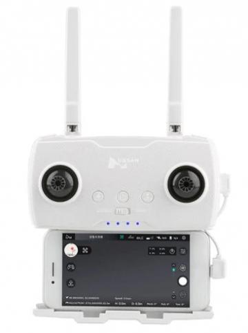 Hubsan Zino GPS 5G WiFi 1KM FPV mit 4K UHD Kamera + 1 Aufbewahrungstasche (H117S) ✪