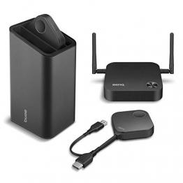BenQ InstaShow WDC10 wireless HDMI Drahtlos-Präsentationssystem (für kabelloses Full HD-Streaming) ✪
