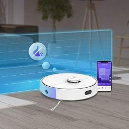 360 S7 Smart Saugroboter – Staubsauger Roboter ✪