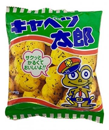 40 japanische Süßigkeiten & Snack Box ✪