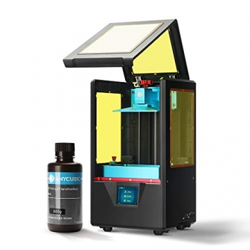 """ANYCUBIC Photon S LCD Resin 3D Drucker 115x65x165mm Druckgröße 405nm 2K Bildschirm """"Schnell-Slicen"""" offline Druck mit 500 ml Resin - 1"""