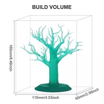 """ANYCUBIC Photon S LCD Resin 3D Drucker 115x65x165mm Druckgröße 405nm 2K Bildschirm """"Schnell-Slicen"""" offline Druck mit 500 ml Resin - 7"""