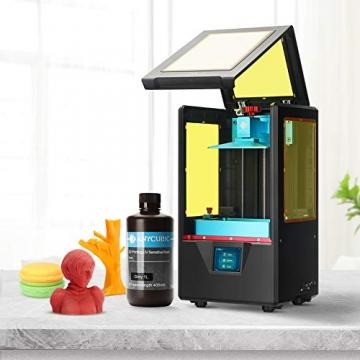 """ANYCUBIC Photon S LCD Resin 3D Drucker 115x65x165mm Druckgröße 405nm 2K Bildschirm """"Schnell-Slicen"""" offline Druck mit 500 ml Resin - 8"""
