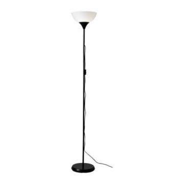 IKEA Not Deckenfluter In Schwarz; 175cm ✪