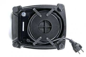 JTC OmniBlend V - Special Edition mit 5 Jahre Garantie - 2,0 Liter BPA-frei (schwarz) ✪