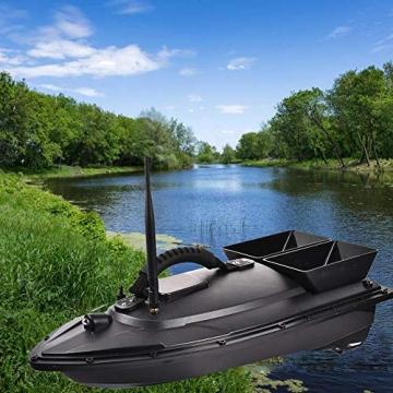 Flytec Ferngesteuertes Futter Boot - perfekt zum Anfüttern ✪