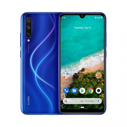 Xiaomi Mi A3 Smartphone 6,088 Zoll HD+ AMOLED Display, 128GB interner Speicher + 4GB RAM, 48MP 3fach-KI-Rückkamera, 32MP Selfie-Frontkamera ✪