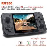 RG350-Retro-Spielekonsole Portabler Emulator für Gameboy, PlayStation, SNES & mehr von Anbernic ✪