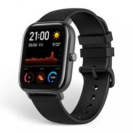 Xiaomi Amazfit GTS Smartwatch mit anpassbaren Widgets, Wasserdicht ✪