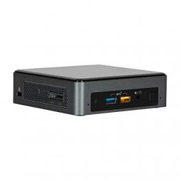 Intel NUC i3-8109U 3.0GHz, 8GB DDR4, NVMe SSD, Win10 Pro, Intel HD655 Iris Plus HDMI2.0, USB3.1, WLAN+BT5.0, Gbit LAN, Micro-Computer/Mini-PC, Intel NUC8i3BEK ✪