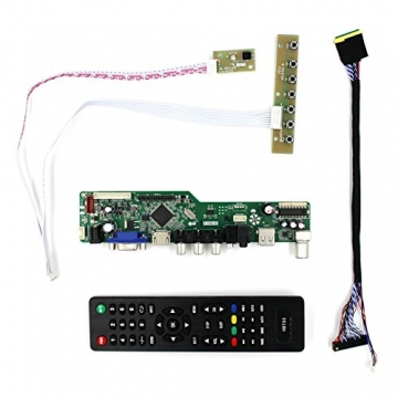 Display Controller Kit DIY für 17,3