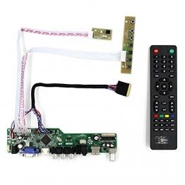 """Display Controller Kit DIY für 17,3 """"LP173WD1 B173RW01 LTN173KT01-A01 N173FGE-L21 N17306-L02 1600x900 40Pins LCD-Bildschirm ✪"""