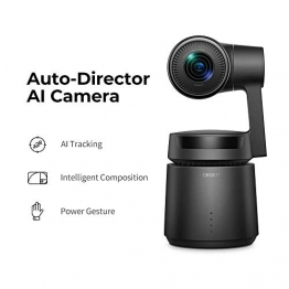 OBSBOT Tail Auto Director 360 4K 60 FPS Ai Tracking Sport Kamera auf Gimabl ✪