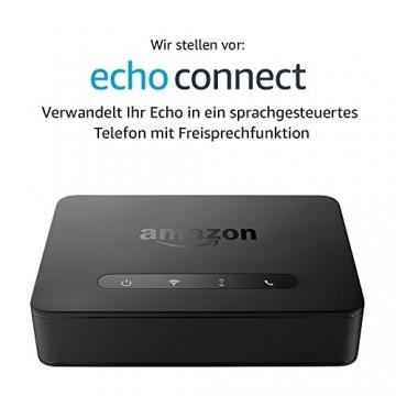 Echo Connect – erfordert ein Alexa-fähiges Gerät und einen Telefonanschluss ✪