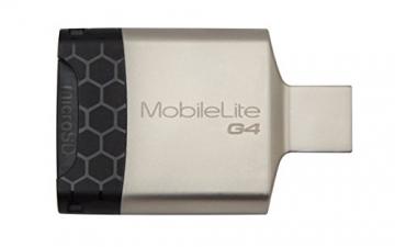Kingston MobileLite G4 Multi Kartenlesegerät (USB 3.0)✪