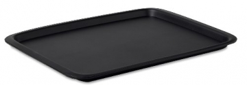 Rosti Mepal Tablett rechteckig - schwarz ✪