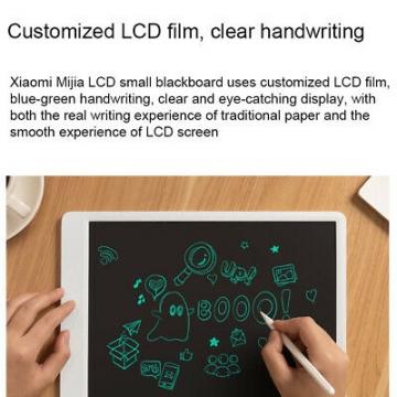 Xiaomi LCD Tafel (Schreib-Tablet in 13,5 Zoll & 10 Zoll) ✪