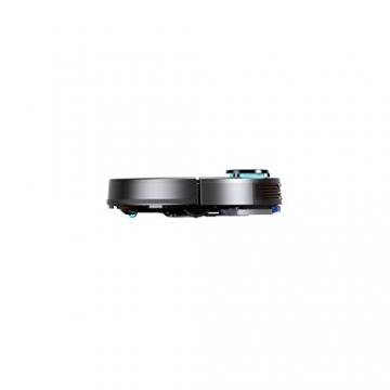 Xiaomi Viomi V2 Robot Vacuum Cleaner Schwarz V-RVCLM21B [Saugroboter mit Wischfunktion]✪
