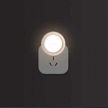 Xiaomi Yeelight LED-Stecker Nachtlicht mit lichtempfindlichem Sensor (EU-Stecker)✪