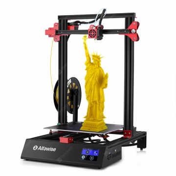 Alfawise U20 ONE 3D-Drucker mit Touch Screen & doppel Z-Achse (300 x 300 x 400 mm)✪