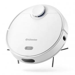 Alfawise V10 Max - Staubsauger Roboter (Wischen & Saugen) ✪
