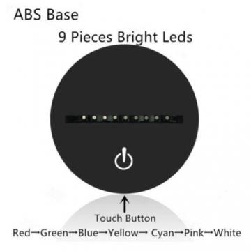 Pokemon 3D LED Tischlampe – Evoli ✪