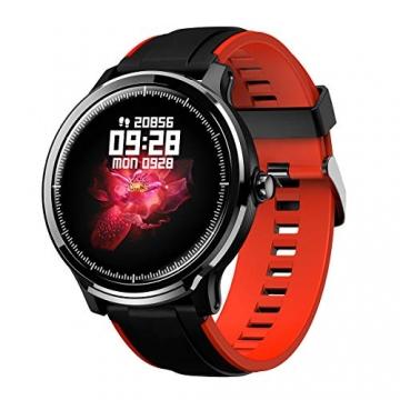 Gokoo Smartwatch - IP68 Wasserdichte Sportuhr für Android & IOS ✪