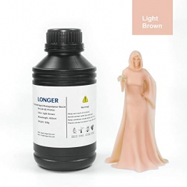 LONGER UV Resin - Lichthärtendes Rapid-Photopolymer-Harz für DLP/LCD 3D-Drucker ✪