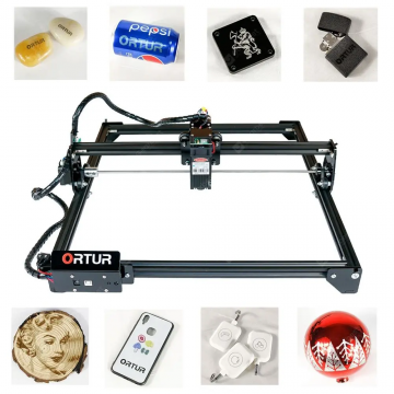 Ortur Laser Master 2 - 15W DIY Laser Graviermaschine ✪