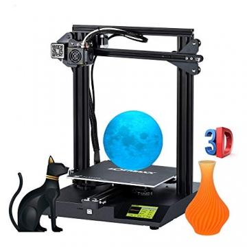 LOTMAXX SC-10 3D Drucker (235 x 235 x 280 mm) mit 3,5-Zoll Touchscreen✪