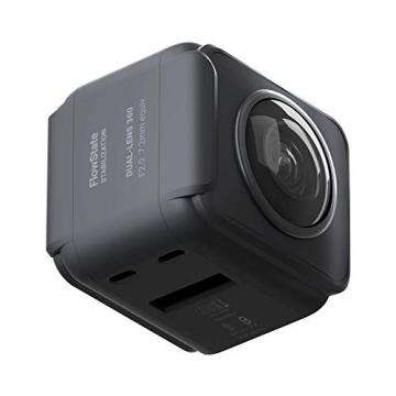 Insta360 ONE R Twin Edition mit 360-Grad- und 4K-Weitwinkel-Mods Plus 64 GB Speicherkarte ✪