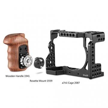 SMALLRIG Cage für Sony A7RIII, A7M3, A7III ✪