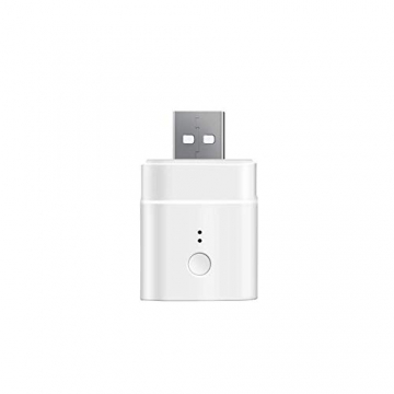 SONOFF Micro - Smart USB WiFi Adapter 5V, kompatibel mit Alexa/Google Home ✪