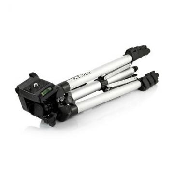 Aluminium Stativ mit 3-Wege Kopf & Wasserwaage (nutze den Tripod für meine Sony a5100) ✪