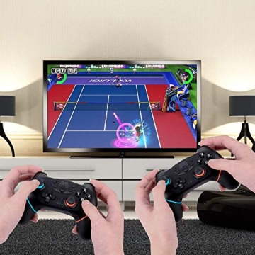 Pro Controller für Nintendo Switch mit einstellbarem Turbo Dual Shock ✪