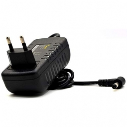 LEICKE Netzteil 12V 2,5A 30W | 5,5 * 2,5mm Stecker | für Router, Monitor, LED Stripes oder einfach als Ladegerät ✪